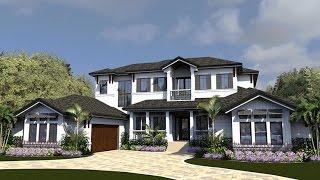 4217 Square Foot House Plan - Plan Number 71551