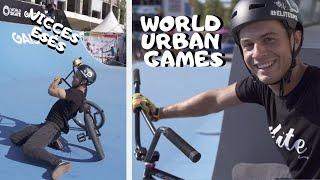 ÉLETEM LEGVICCESEBB ESÉSE - World Urban Games