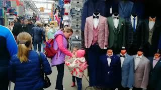 Рынок Садовод , от каких станций можно доехать, обзор купальников, женской и мужской одежды