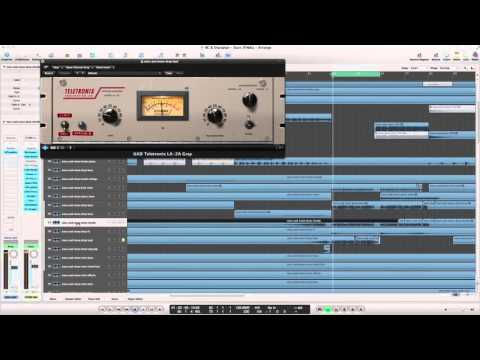 In the studio with: Shanahan [Stars & Moon Studio Walkthrough]