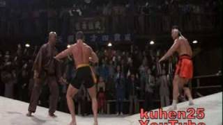 Van Damme Vs Bolo Yeung (Bloodsport final fight)