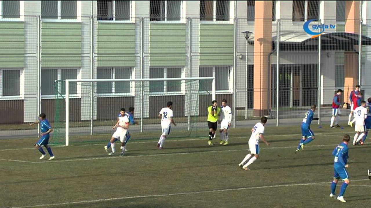 Szeged-2011 - Siófok 1-2