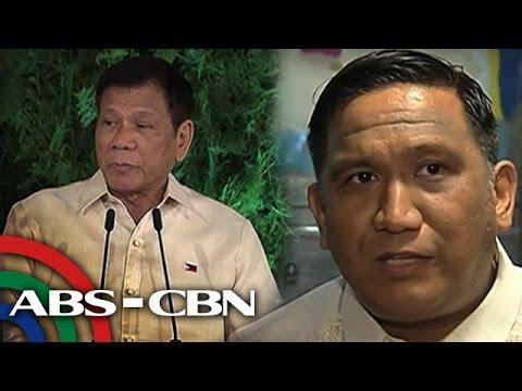 Bandila: Duterte delivers short, curse-free inaugural speech