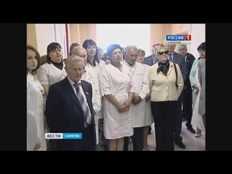 Новый корпус Областной детской клинической больницы открылся в Саратове