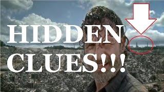 The Walking Dead Season 7 - Episode 10 - HIDDEN CLUES
