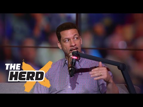 Chris Broussard weighs in on Hayward, Porter, and more | THE HERD