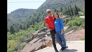 КИПР Кипр и карантин Никосия Фикарду горы Tроодос апрель 2021г 1серия