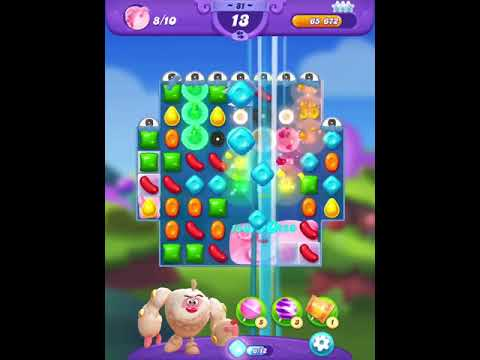 Candy Crush Saga friande  lever 81