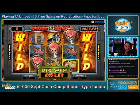 BIG BUST THE BANK BONUS!! SMASHING IN WINS EVERY SPIN!
