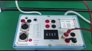 FREJA 300 Relay Testing System Repair & Calibration at Dynamics Circuit (S) Pte. Ltd.