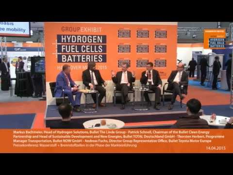 Podium Discussion: Hydrogen - the basis for emission-free mo