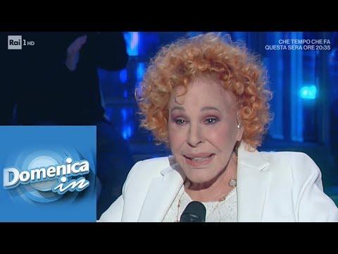 Ornella Vanoni racconta gli amori della sua vita - Domenica In 24/03/2019