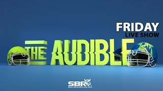 Football Betting Daily: The Audible | How To Bet NFL Week 3 | Our Panel Picks The Winners