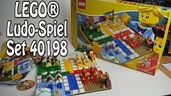 LEGO Ludo-Spiel (Mensch ärgere Dich nicht - Set 40198)