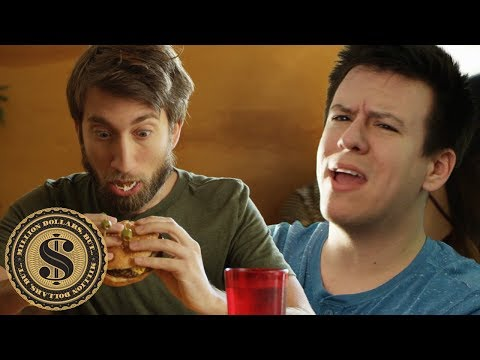 Million Dollars, But... Phil DeFranco in Screaming Food | Rooster Teeth