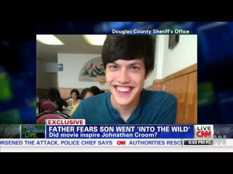 Missing teen found dead fascinated with Into the Wild