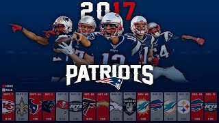 "Tom Brady and The New England Patriots ""The Next One"""