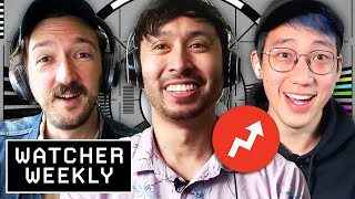 We React To Our First BuzzFeed Videos • Watcher Weekly #022