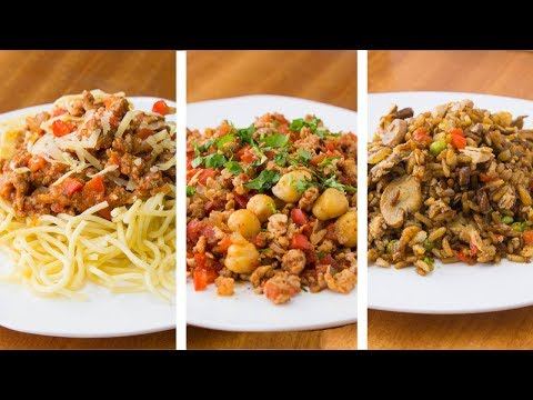 3 Healthy Dinner Recipes For Weight Loss | Easy Dinner Recip