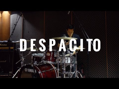 Despacito - Luis Fonsi feat. Daddy Yankee  (Drum Cover)
