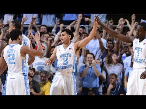 UNC Men's Basketball: Tar Heels Drop #2 Maryland in Paige's Return