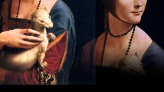Leonardo - The Lady with an Ermine (English Version)