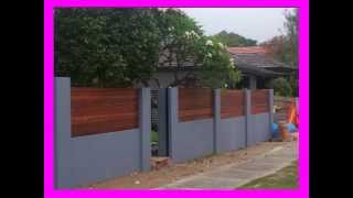 Creative Fence Design