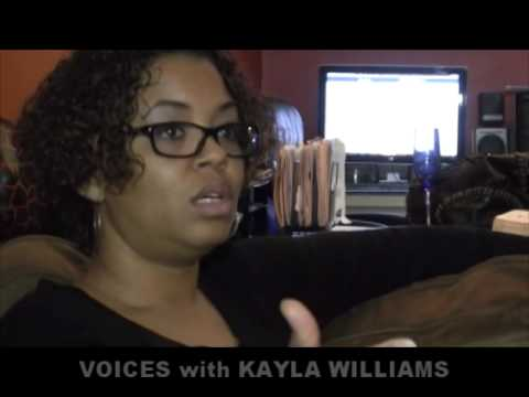 Voices with Kayla Williams -  1/25/2014