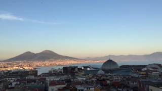 Timelapse porto di Napoli