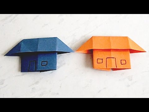 How To Make A Paper Home House