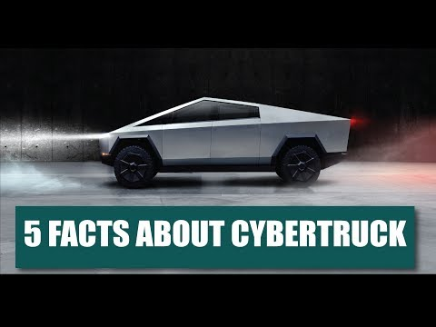 5 FACTS About Tesla Cyber Truck You Don't Know ! | TESLA