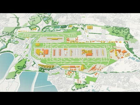 Heathrow Expansion - The Preferred Masterplan
