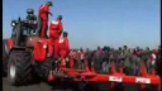 Orka rekord świata - Massey Ferguson