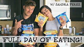 Baixar Full Day of Eating with Sandra Perez!