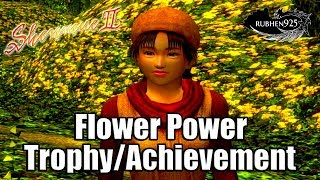 SHENMUE 2 HD REMASTER - Flower Power Trophy/Achievement Guide