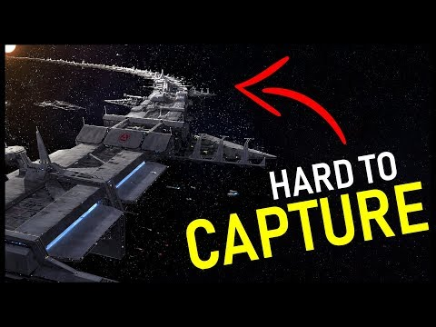 Why Shipyards are almost IMPOSSIBLE to Capture | Star Wars Lore