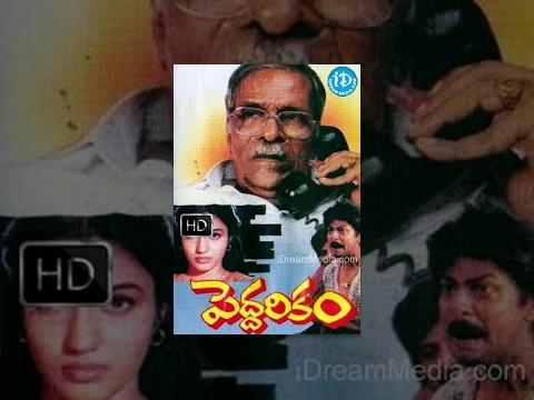 Peddarikam Telugu Full Movie || Jagapati...