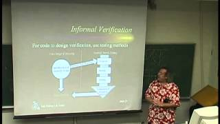 Matt Bishop, Vulnerabilities Analysis (December 4, 2003)
