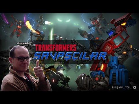 SONUNDA GELDİ | TRANSFORMERS: Savaşçılar