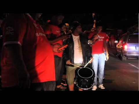 CANMNT: Intimidation tactics in Panama City