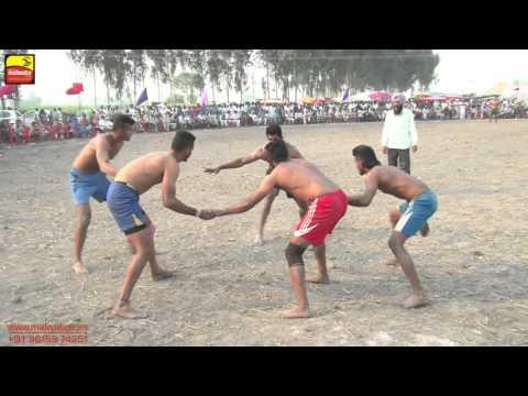BAL (Ferozepur) || KABADDI TOURNAMENT - 2015 || BOYS FINAL MATCH ||