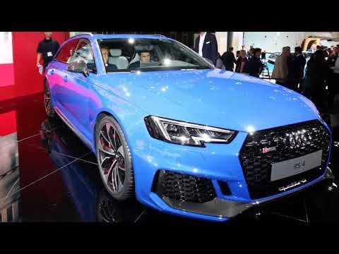 Hot News 2018 Audi Rs4 Avant Usa