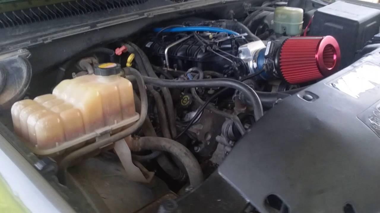 chevy silverado transmission temp