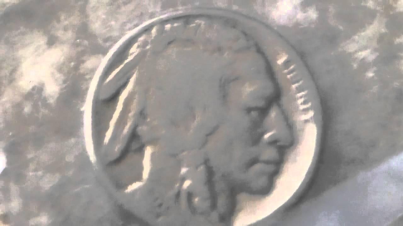 1926 s buffalo head nickel unboxing