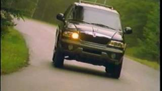 1998 Lincoln Navigator Promotional Video