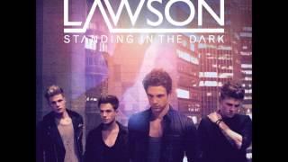 Lawson - Standing in the dark (audio)