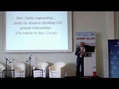 DORS/CLUC 2012 Ivan Guštin: Koraci i smjernice migracije na otvoreni kod u Republici Hrvatskoj