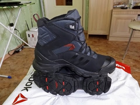 8b499ddfd3b8d8 Обзор ботинок Adidas Winter Hiker Speed CP - YouTube