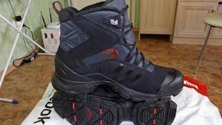 Обзор ботинок Adidas Winter Hiker Speed CP