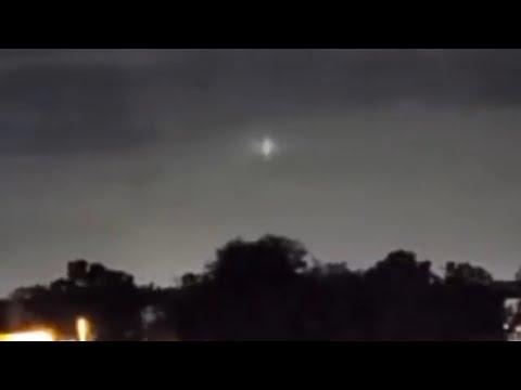 UFO Sighted Over Miami, Florida ( November 6, 2020 )
